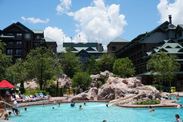 Ponto Orlando Hotel na Disney Wirlderness Lodge NEW 001