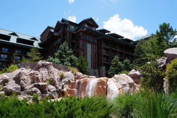 Ponto Orlando Hotel na Disney Wirlderness Lodge NEW 002