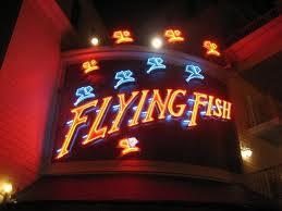 Ponto Orlando Restaurantes em Orlando Flying Fisch Cafe 4