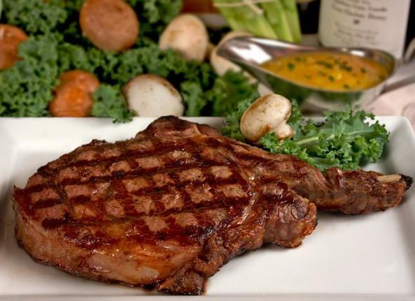 Ponto Orlando Restaurantes em Orlando Charley's 004