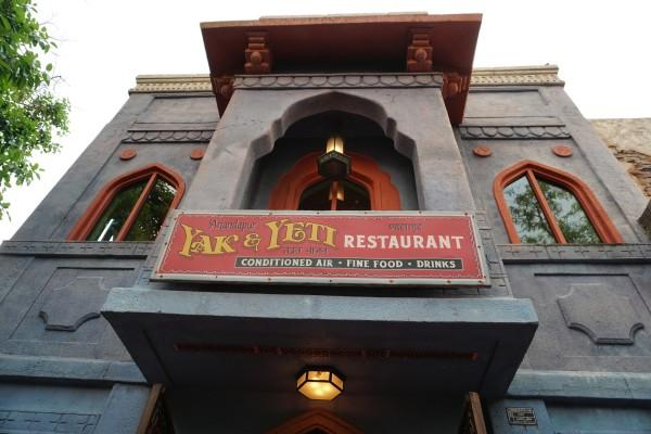 Ponto Orlando Restaurante na Disney Yak & Yeti NEW 001