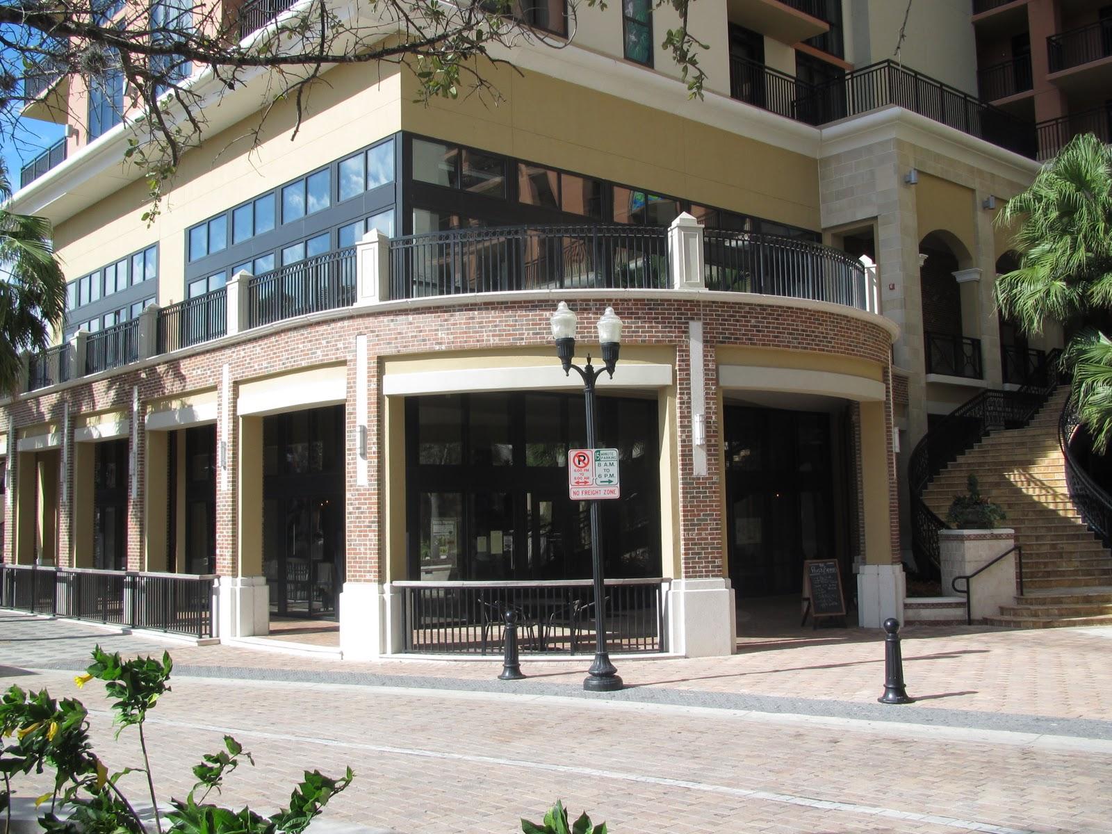 Ponto Orlando Restaurante em Orlando Rusty Spoon 2