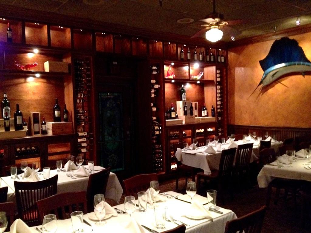 Ponto Orlando Restaurantes em Orlando Charley's 002