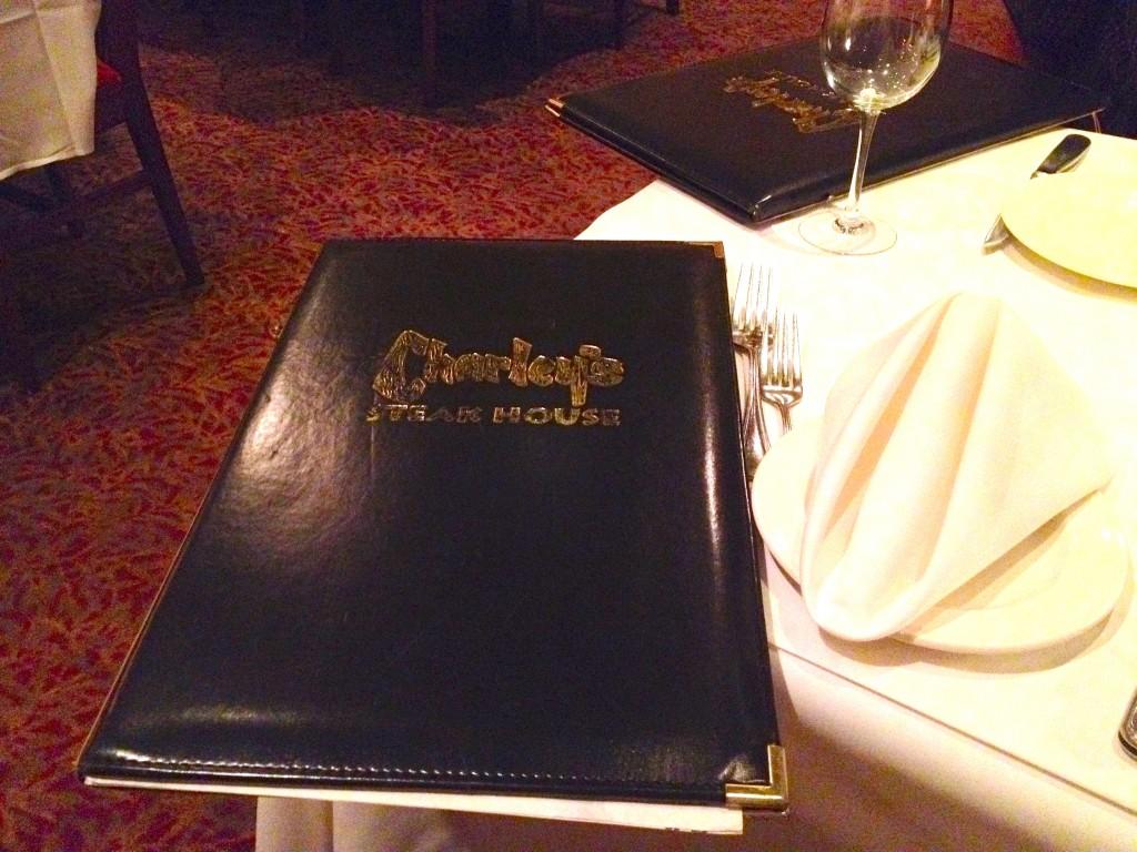 Ponto Orlando Restaurantes em Orlando Charley's 003