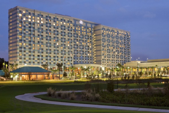 Ponto Orlando Hotel em Orlando Hilton Bonnet Creek NEW 001