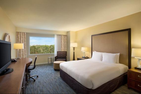 Ponto Orlando Hotel em Orlando Hilton Bonnet Creek NEW 003