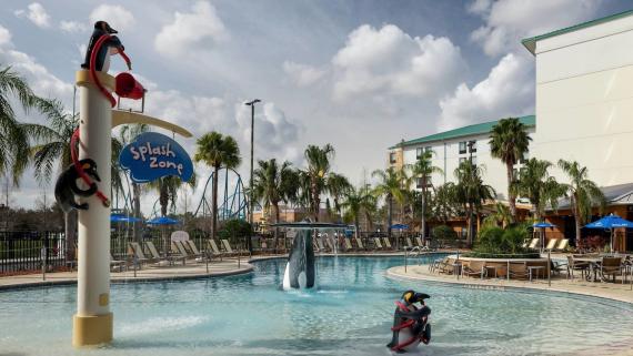 Ponto Orlando Hotel em Orlando Spring Hill Sea World NEW 002