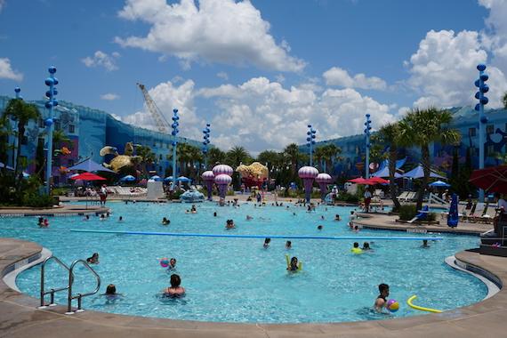 Ponto Orlando Hotel na Disney Art Of Animation NEW 003