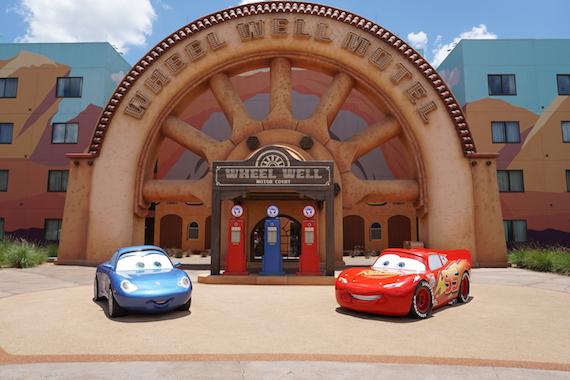 Ponto Orlando Hotel na Disney Art Of Animation NEW 005