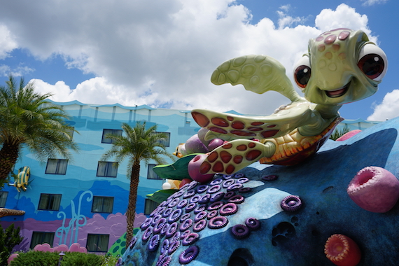 Ponto Orlando Hotel na Disney Art Of Animation NEW 002