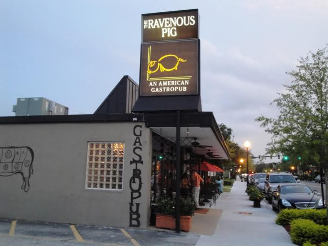Ponto Orlando Restaurantes em Orlando Dicas de Orlando Ravenous Pig 2