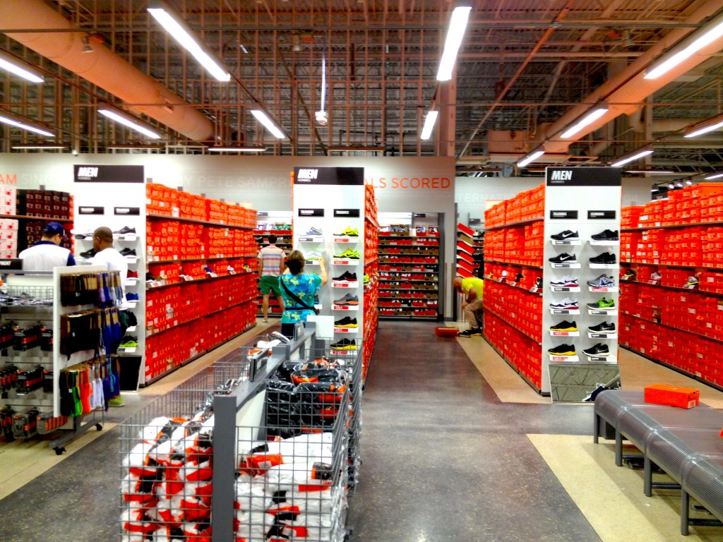 Nike Factory Store - Orlando International miles away International Drive, 3B, Orlando FL +1 ()