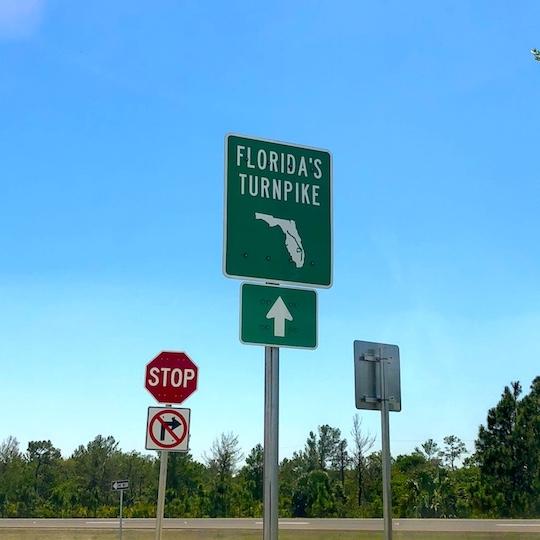 Ponto Orlando Viagem para Orlando Turnpike NEW 001