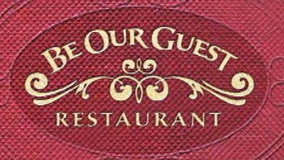 Ponto Orlando Parques da Disney Be Our guest logo