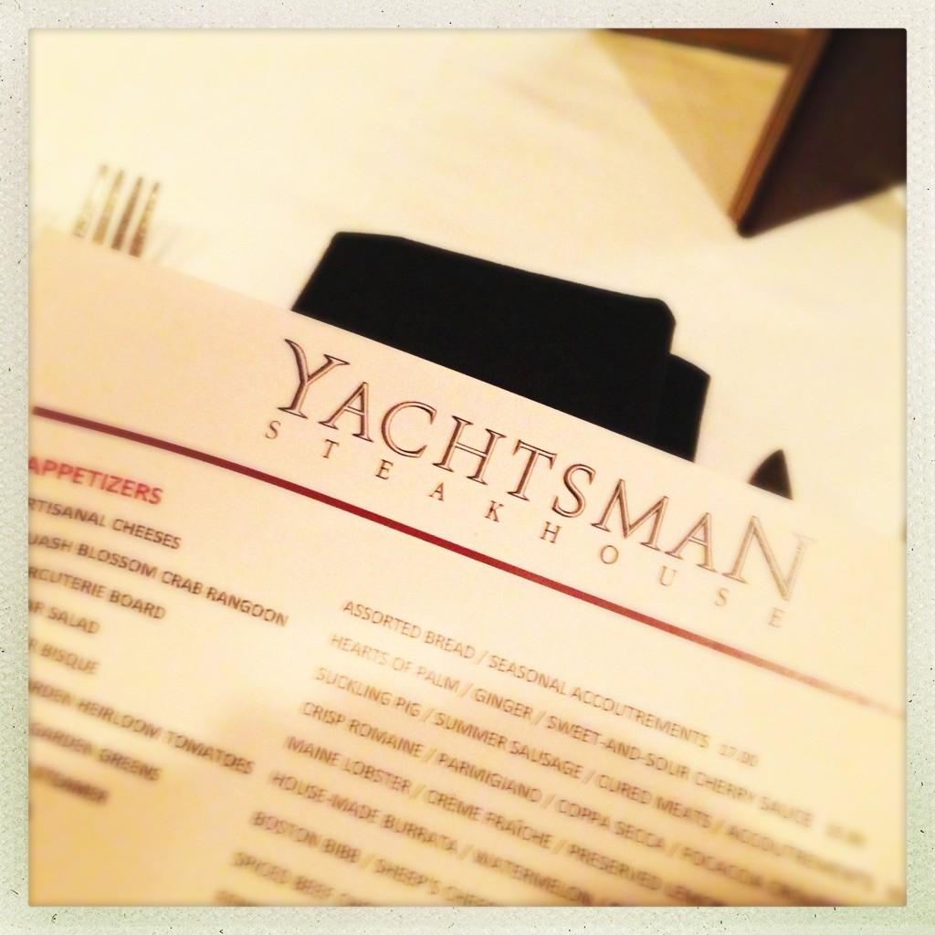Ponto Orlando Restaurante na Disney Yachtsman Dicas Orlando 2