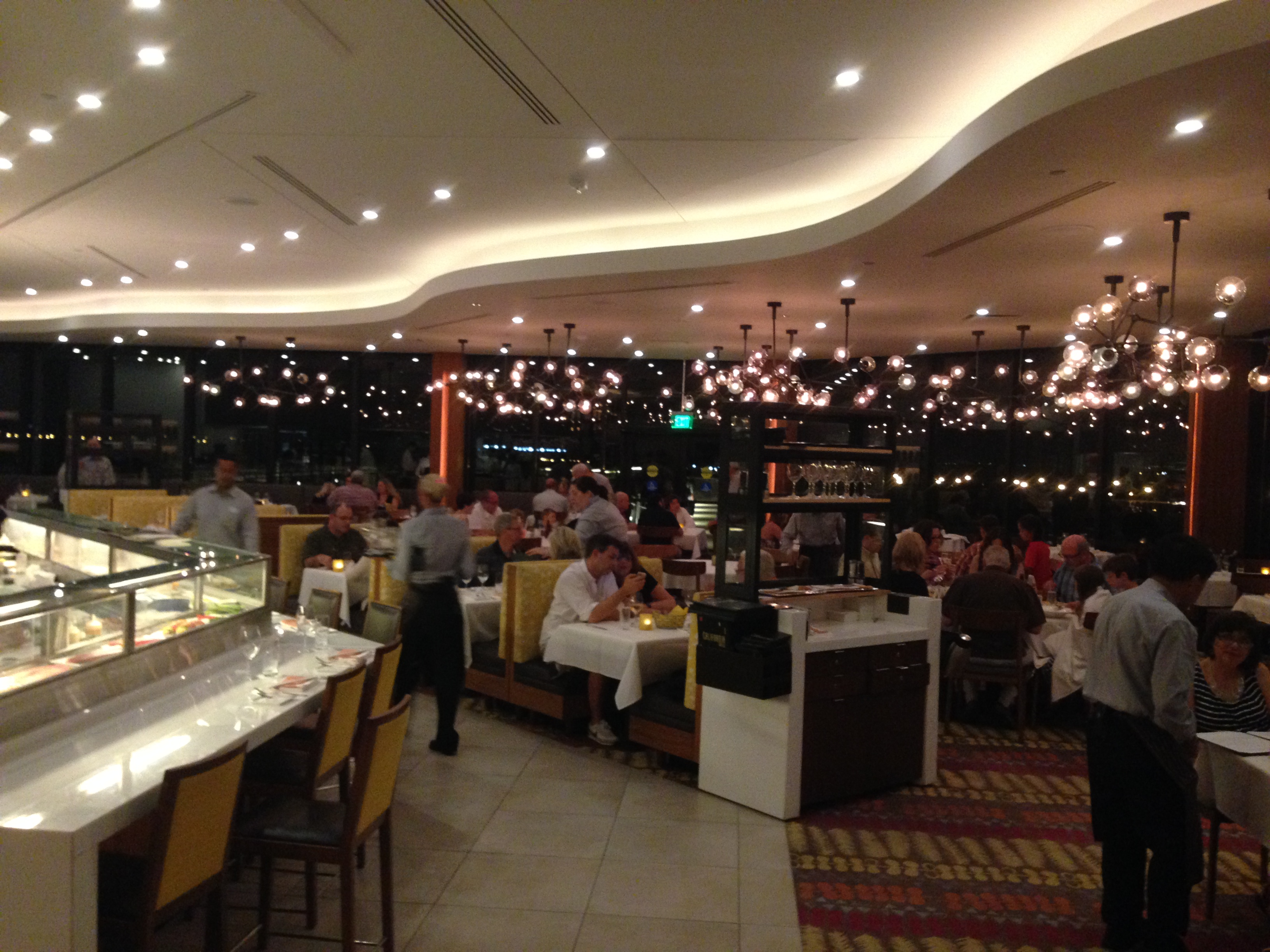 Ponto Orlando Restaurantes na Disney California Grill NEW 002