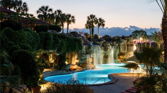Ponto Orlando Hotel em Orlando Hyatt Grand Cypress NEW 003