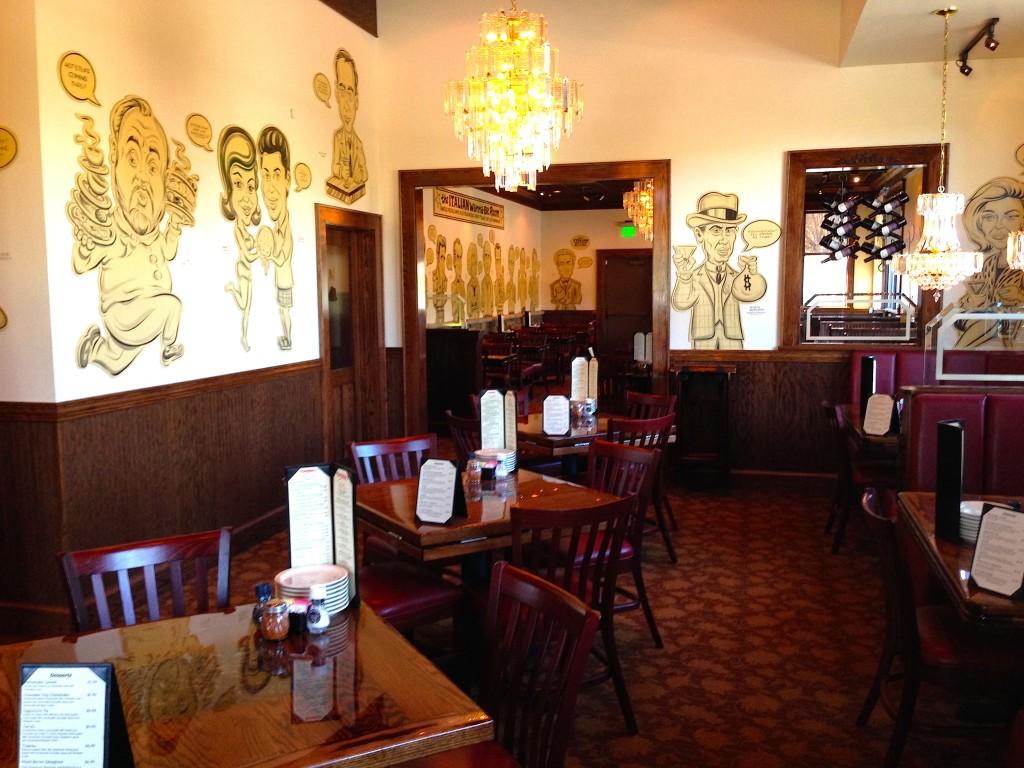 Ponto Orlando Dica de Restaurante em Orlando Delmonicos 4