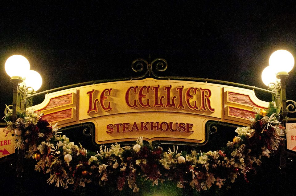 Ponto Orlando Restaurantes em Orlando Dicas de Orlando Le cellier 3