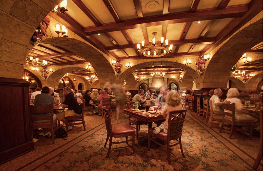 Ponto Orlando Restaurantes em Orlando Dicas de Orlando Le cellier 4
