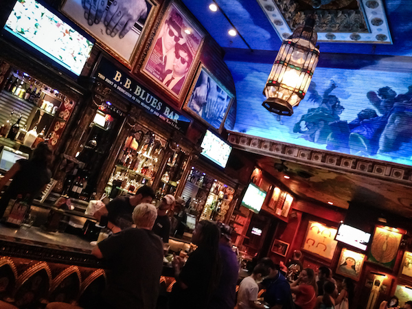 Ponto Orlando O que fazer em Orlando House of Blues NEW 002