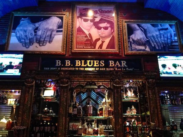 Ponto Orlando O que fazer em Orlando House of Blues NEW 004