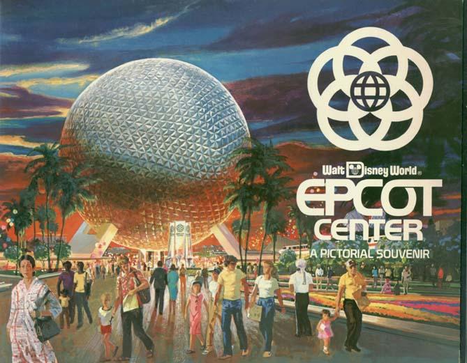 Ponto Orlando Parques da Disney Epcot 4