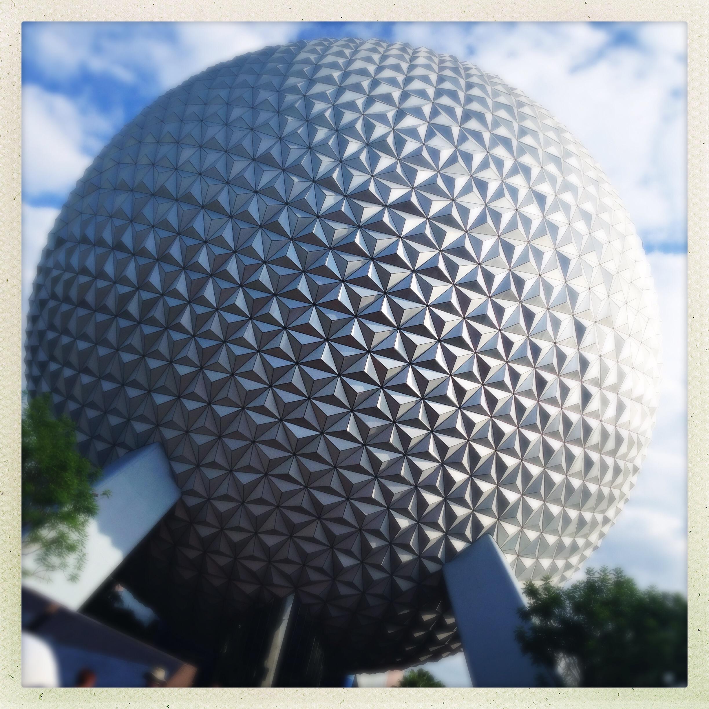 Ponto Orlando Parques da Disney Epcot 1