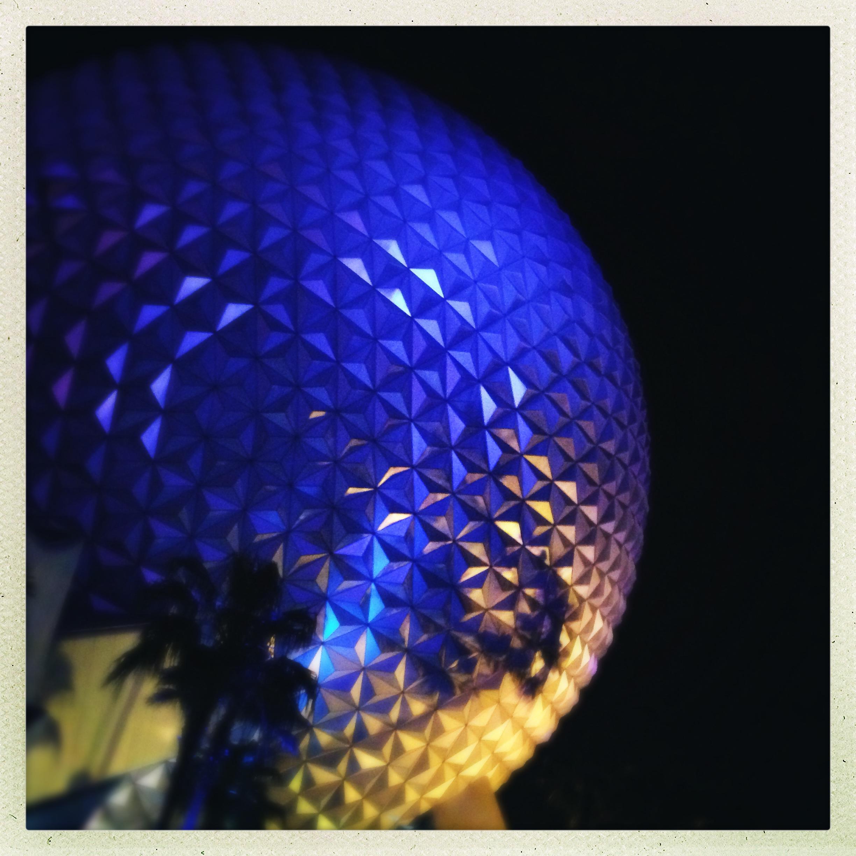Ponto Orlando Parques da Disney Epcot 6