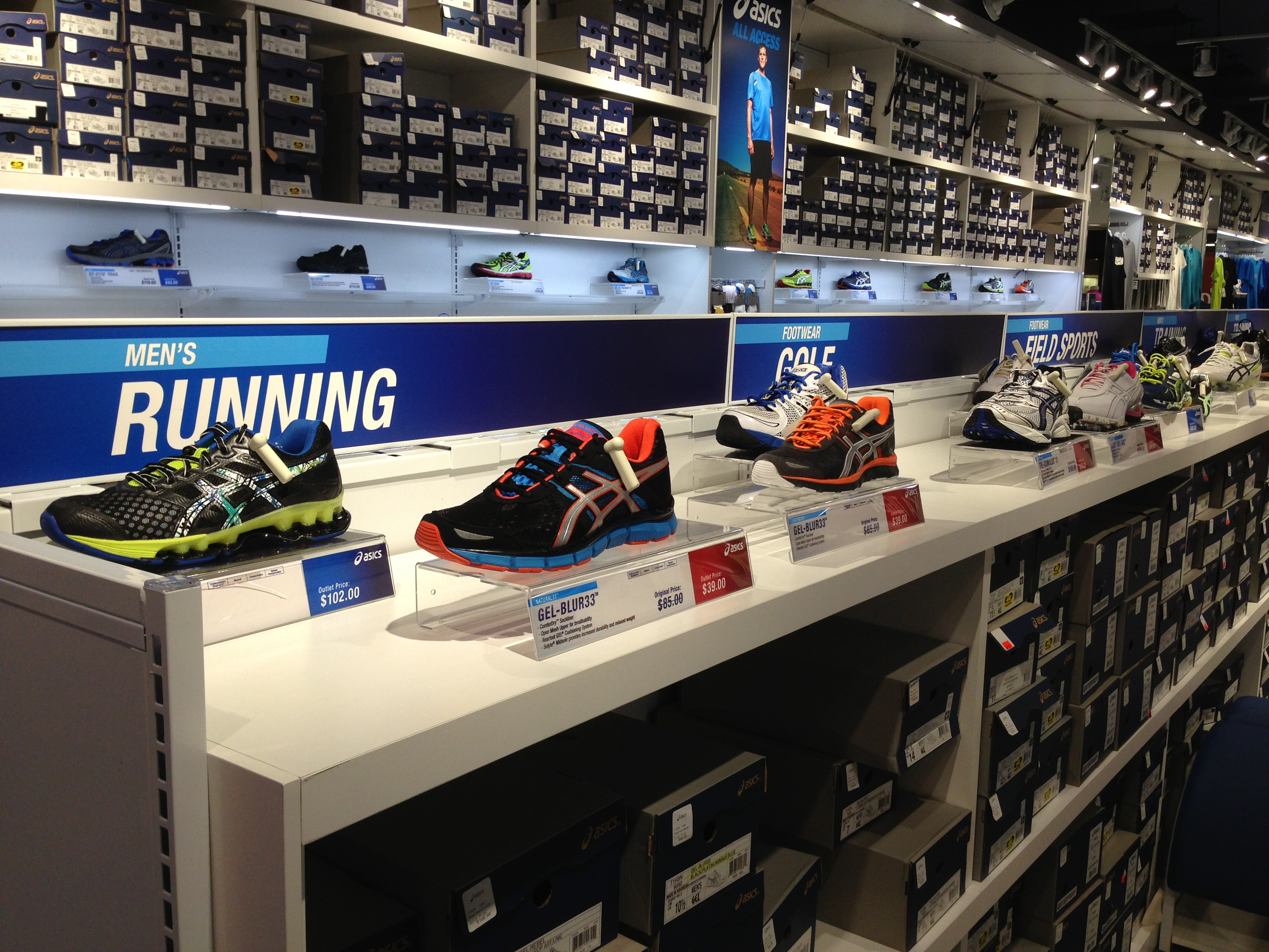 asics shoes outlet orlando