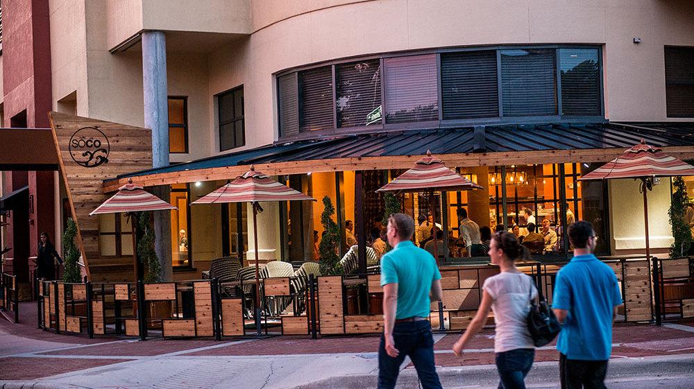 Ponto Orlando Restaurantes em Orlando Dicas de Orlando Soco 6