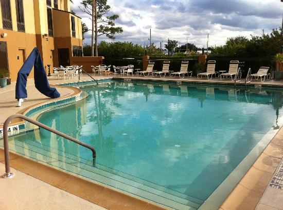Ponto Orlando Hotel em Orlando Dicas de Orlando Hampton Inn 3