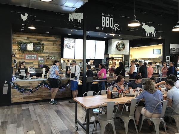 Ponto Orlando Restaurantes em Orlando 4 Rivers NEW 002