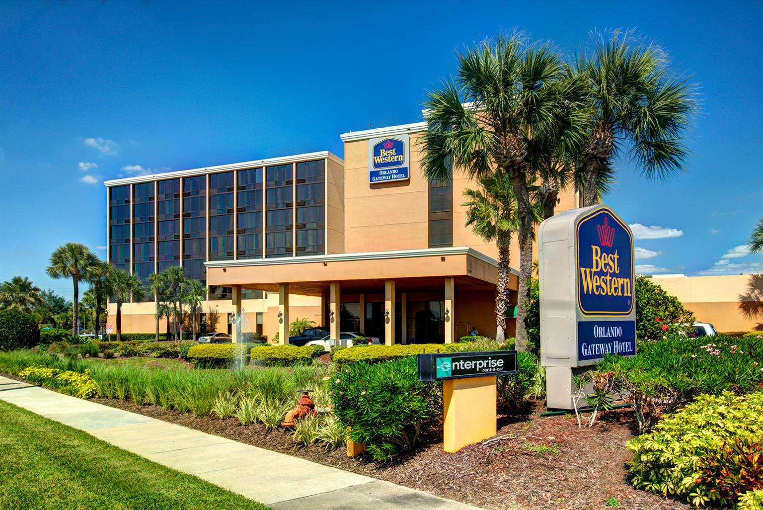 Ponto Orlando Hotel em Orlando Hotéis Baratos 002