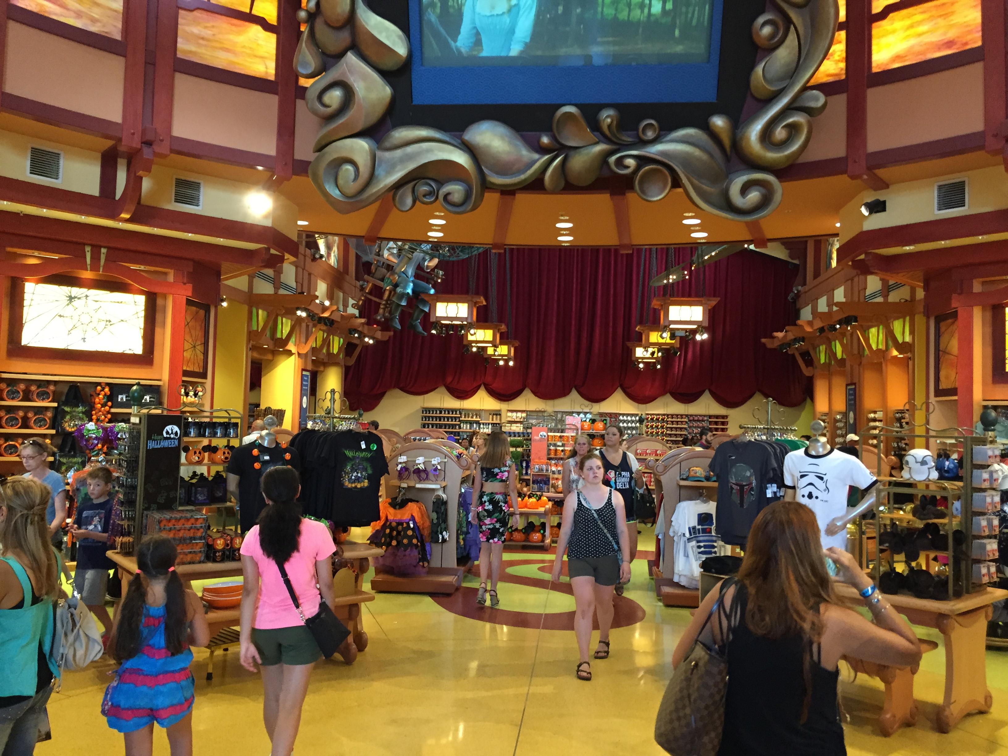 Ponto Orlando Compras na Disney 3 opções 006