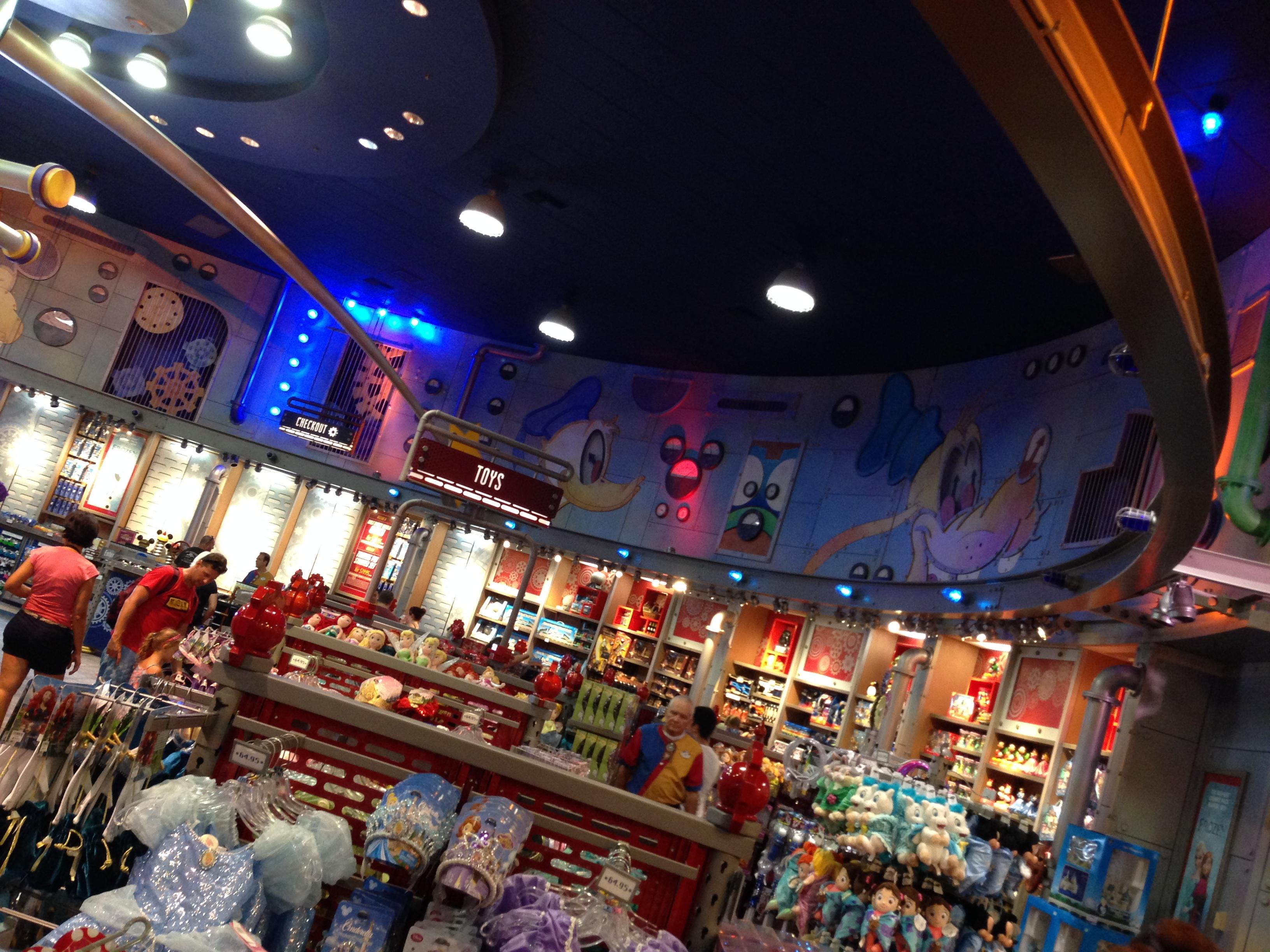 Ponto Orlando Compras na Disney 3 opções 005