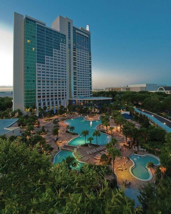 Ponto Orlando Hoteis em Orlando Hyatt Orlando NEW 002