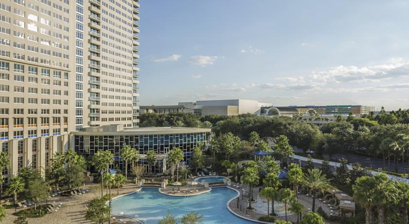 Ponto Orlando Hotel em Orlando Hyatt Intl 002