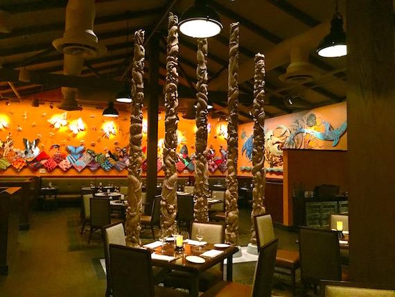 Ponto Orlando Restaurantes na Disney Tiffins NEW 002