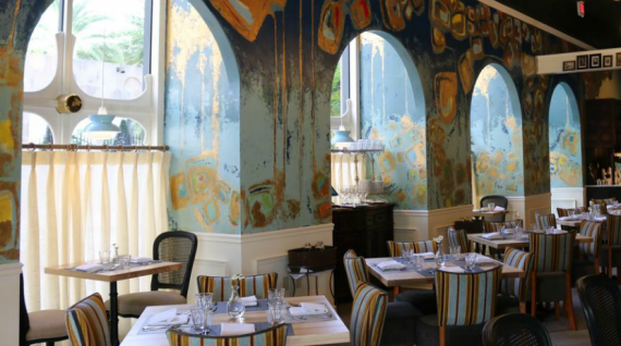 Ponto Orlando Restaurantes em Orlando DoveCote 003