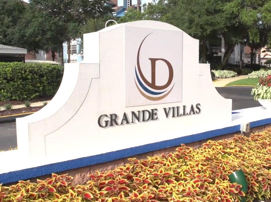 Ponto Orlando Grande Villas Resort Hotel em Orlando 001