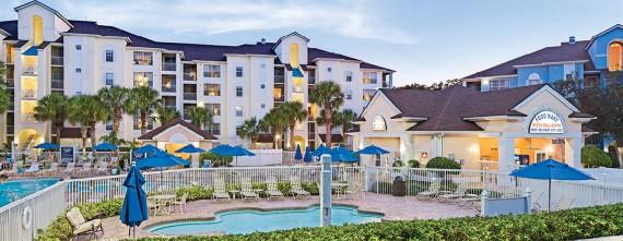 Ponto Orlando Grande Villas Resort Hotel em Orlando 002