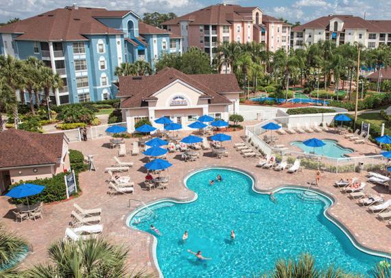Ponto Orlando Grande Villas Resort Hotel em Orlando 005