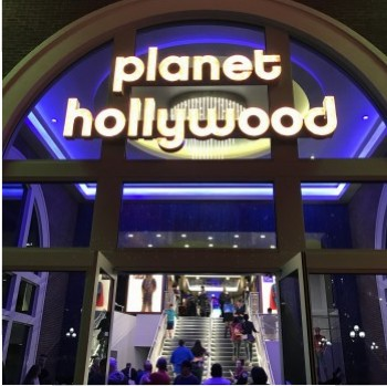 Ponto Orlando Restaurantes na Disney Planet Hollywood 001