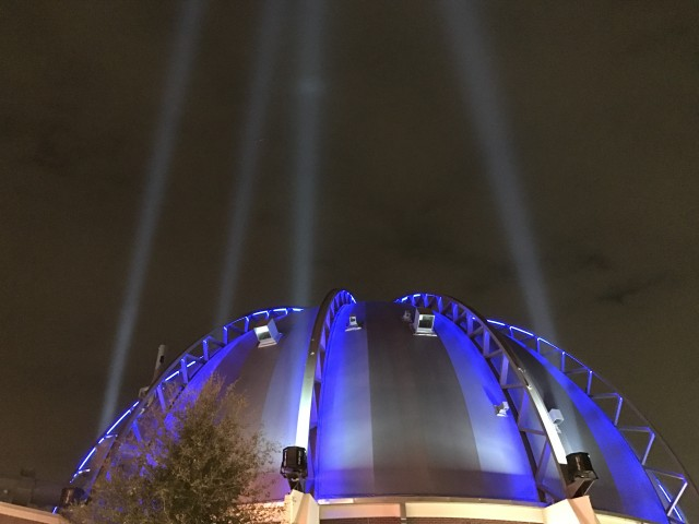 Ponto Orlando Restaurantes na Disney Planet Hollywood 005