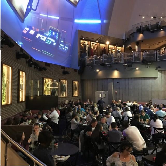 Ponto Orlando Restaurantes na Disney Planet Hollywood 003
