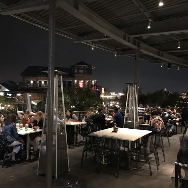 Ponto Orlando Restaurantes na Disney Planet Hollywood 004