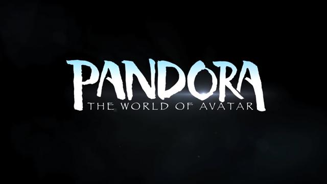 Ponto Orlando Parques da Disney Pandora 001