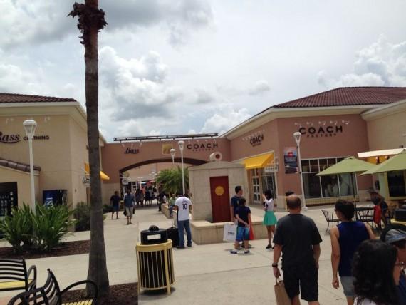 Ponto Orlando Compras em Orlando Premium Outlets NEW 002