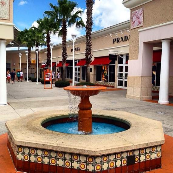 Ponto Orlando Compras em Orlando Premium Outlets NEW 001